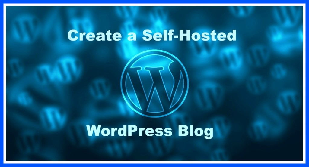 create a self-hosted wordpress blog with SiteGround