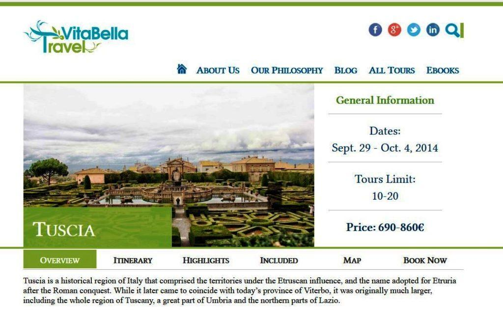 italy travel planners